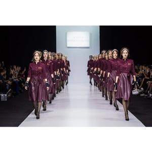 На неделе моды в Москве состоялся показ модного дома Karina Khimchinskaya.
