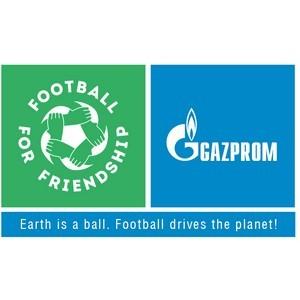 Европа и Азия встретятся на Международном детском социальном проекте «Газпрома» «Футбол для дружбы»