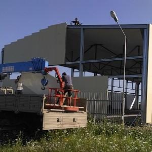 Закончено строительство нового спорткомплекса в Московской области