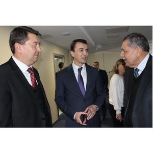 Сотрудничество с Узбекистаном укрепляется