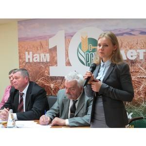 Россельхозбанк активно кредитует сезонно-полевые работы в Белгородской области