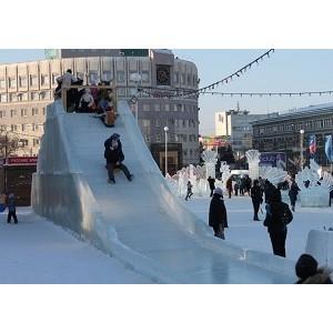 Челябинские активисты Народного фронта провели мониторинг катков и ледяных горок