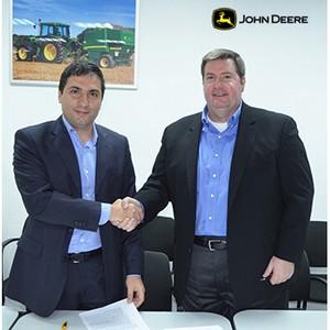 Торговый Дом «Вертикаль» стал официальным дилером John Deere