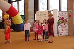 Более 20 000 подарков от R.O.C.S. получили  зрители «Ёлки Детского радио»