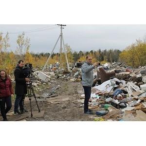 Эксперты ОНФ в Югре обследовали свалки в Ханты-Мансийском районе