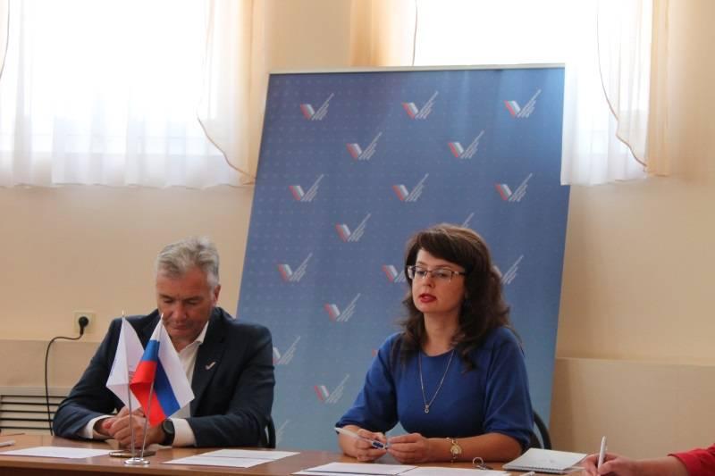 Активисты ОНФ в Мордовии обсудили основные направления работы