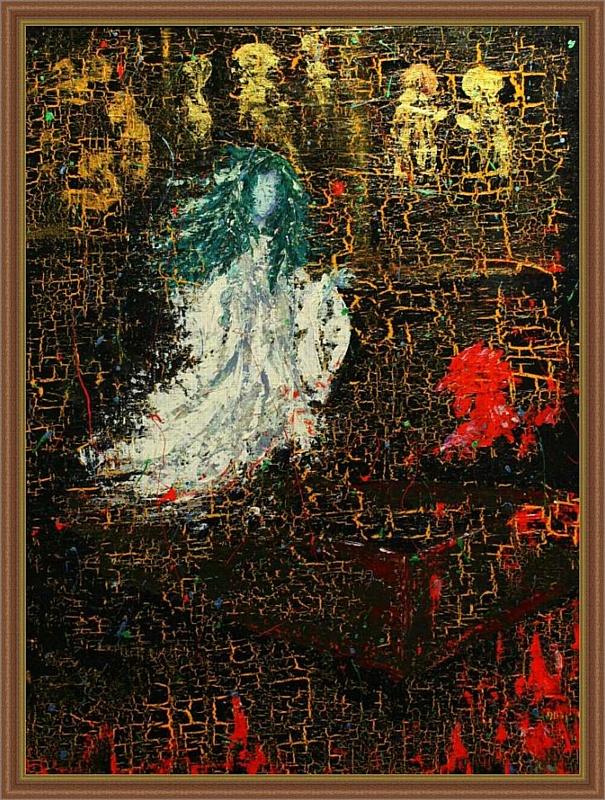 Магия, мистика и волшебство в картинах художника Юлии Ерохиной