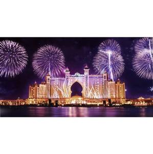 Компания «Свои люди» объявляет о скидке 20% на новогодний тур в Atlantis The Palm 5* в Дубае