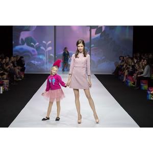 Коллекция «Тролли» от дизайнера «GV Galina Vasilyeva» в заключительный день Недели Моды