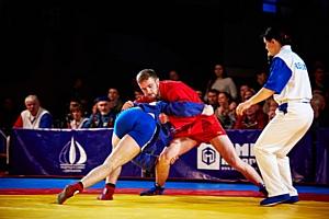 Представители Дзержинского филиала РАНХиГС приняли участие в Чемпионате России по самбо
