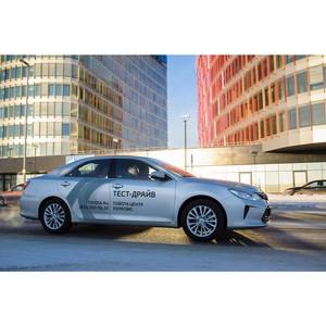 Тойота Центр Пулково и Тойота Центр Пискаревский успешно пришли к финишу в «Гонке за привилегиями»