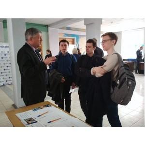 Филиал «Владимирэнерго» пригласил на работу выпускников ИГЭУ