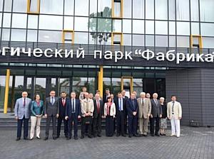 Ильшат Гафуров принимает участие во встрече ректоров вузов России и Германии
