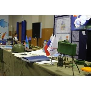 В День воздушно-десантных войск оренбургские активисты ОНФ провели «урок мужества»