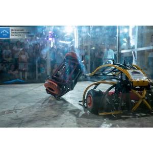 Московские студенты представят Россию на мировом турнире боевых роботов