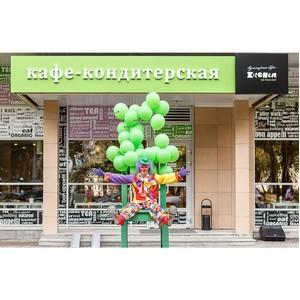 Грандиозное открытие кафе Kitchen в Москве на Ходынке 1 апреля