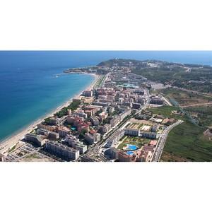 Продается участок под строительство на 2-й линии от моря в Испании