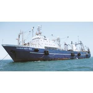 Коммутация KVM сигналов в коммерческом рыболовстве