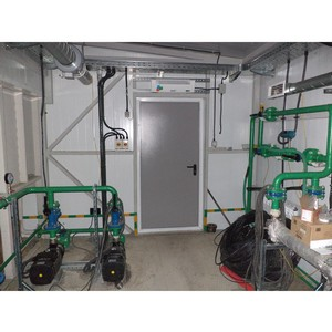 ГК «Штарк» установила станцию водоочистки ЛОС-300 для строительства Амурского ГПЗ