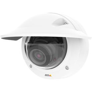 Новые охранные 5 Мп камеры AXIS с ИК-подсветкой и защитой от ударов