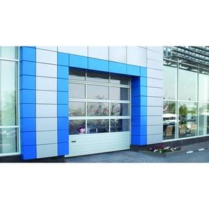 Секционные ворота DoorHan для коммерческих и промышленных объектов