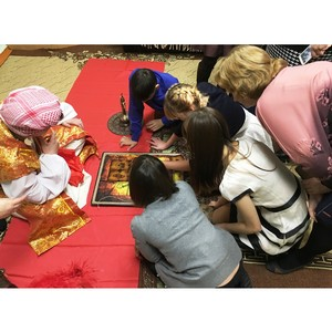 Сбербанк на Ставрополье подарил новогоднее настроение воспитанникам подшефных детских домов