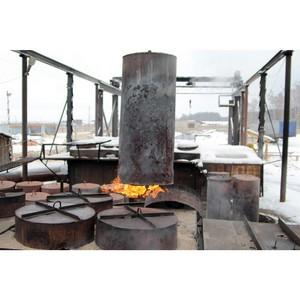 Активисты ОНФ добились приостановки производства древесного угля вблизи детсада в селе Скородум