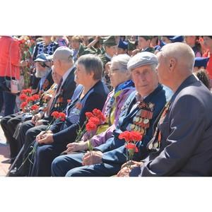 Активисты ОНФ в Туве почтили память павших в Великой Отечественной войне