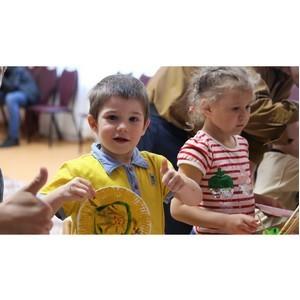Маринс Групп. Сотрудники Союза Маринс Групп поздравили ребят из Таремского детского дома с Днем защиты детей