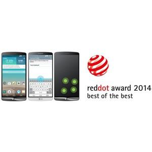 Продукция LG получила награды Red Dot Awards 2014 года за понятный пользовательский интерфейс