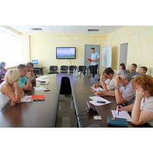 На «Липецкцементе» прошла ежегодная конференция молодых специалистов «Евромысль»