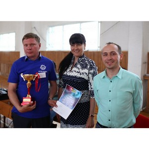 Команда Улан-Удэ Энерго - победитель интеллектуальной игры «Брэйн-ринг» среди энергетиков