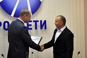 «Россети» провели очередную церемонию награждение лучших энергетиков Сочи
