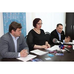 Амурские активисты ОНФ рассказали региональным СМИ об итогах «Форума Действий» Народного фронта