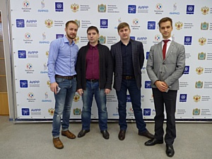 Рабочий визит представителей кластера Глонасс в Центр кластерного развития Калужской области.