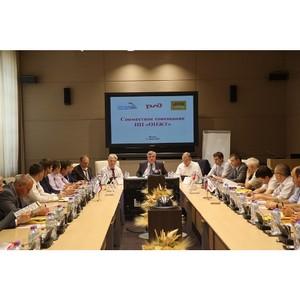 Совместное заседание комитетов НП «ОПЖТ», компании «Стан» и Ассоциации «Станкоинструмент»