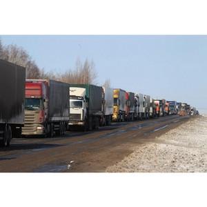 С 3 апреля в Чувашии будет действовать временное ограничение движения тяжеловесного транспорта