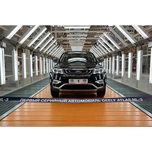 RFID решение компании «АйТиПроект» управляет перемещением готовой продукции на заводе «Белджи»