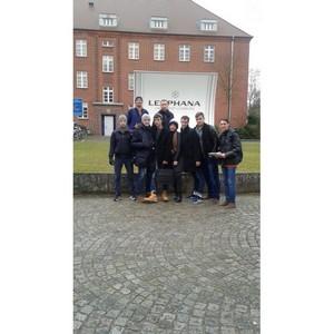Представители Рубцовского института (филиала) Алтайского государственного университета в Берлине