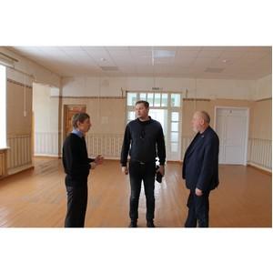 Активисты ОНФ добились выделения средств на строительство школы в Стрелице