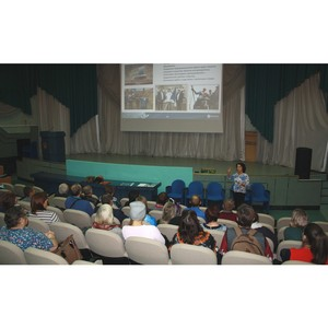 Удмуртэнерго проводит семинары с учителями по профориентации молодежи