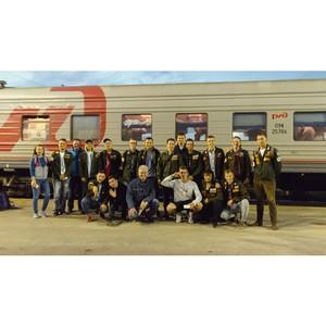 Отряд «Горизонт» завершил интернациональную целину в Монголии