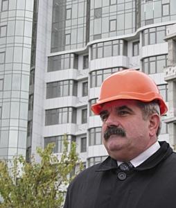Пожароустойчивость и теплоэффективность — приоритеты при оформлении фасада ЖК «Гагарин Плаза 1»