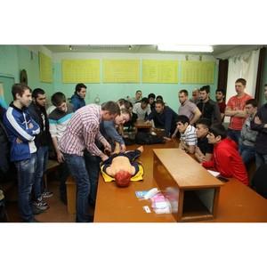 Ярославские энергетики провели мастер-класс по оказанию неотложной помощи