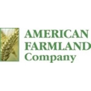 American Farmland Company устанавливает цену для первоначального публичного размещения
