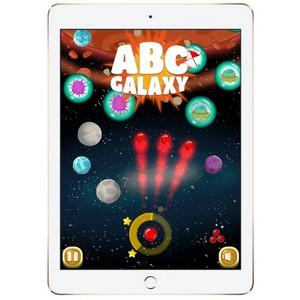 Studycat выпустил обучающее английскому языку приложение ABC Galaxy