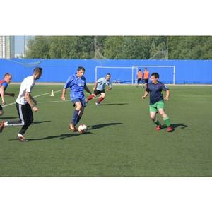 Ульяновские нефтяники сразились в турнире по мини-футболу