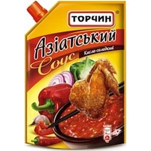 Новинка в ассортименте холодных соусов ТМ «Торчин»