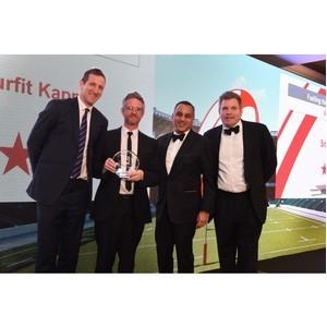 Smurfit Kappa удостоена высшей награды для поставщиков Nestlé
