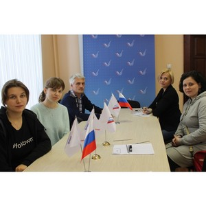 Тюменские журналисты приняли участие в организованном ОНФ вебинаре